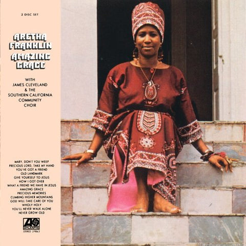 Aretha Franklin 'Amazing Grace' 2xLP