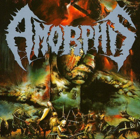 Amoprhis 'The Karelian Isthmus' LP