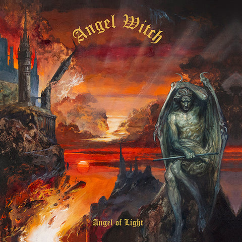 Angel Witch 'Angel of Light' LP