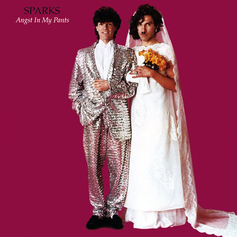 Sparks 'Angst In My Pants' LP + CD