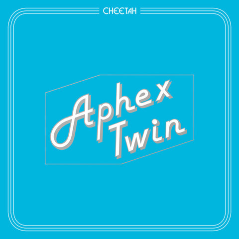 Aphex Twin 'Cheetah' 12""