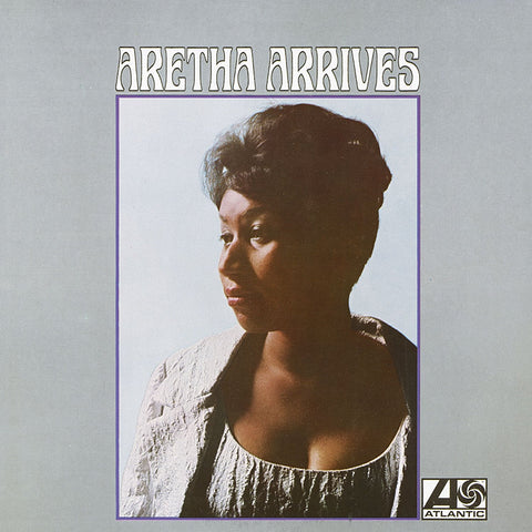 Aretha Franklin 'Aretha Arrives' LP