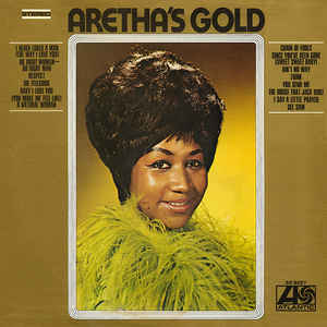 Aretha Franklin 'Aretha's Gold' LP