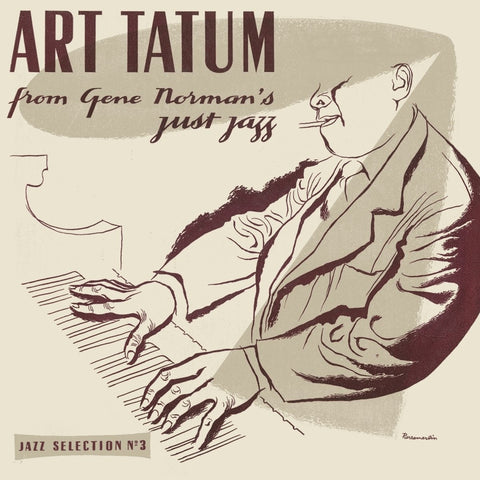 Art Tatum 'From Gene Norman's Just Jazz' LP