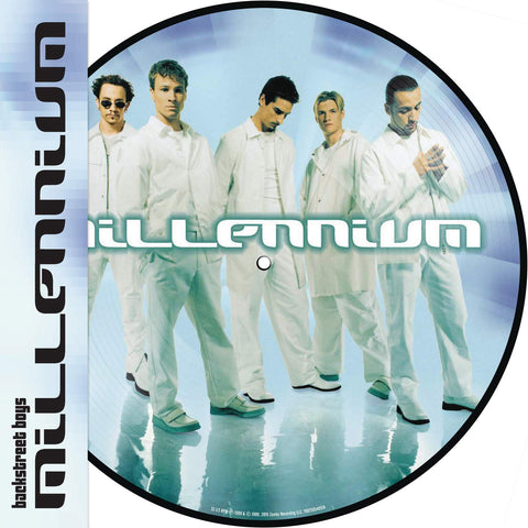 Backstreet Boys 'Millennium' LP Picture Disc