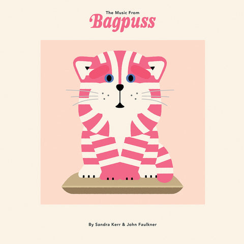 Sandra Kerr & John Faulkner 'The Music From Bagpuss' LP
