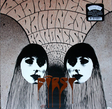 Baroness 'First & Second' LP