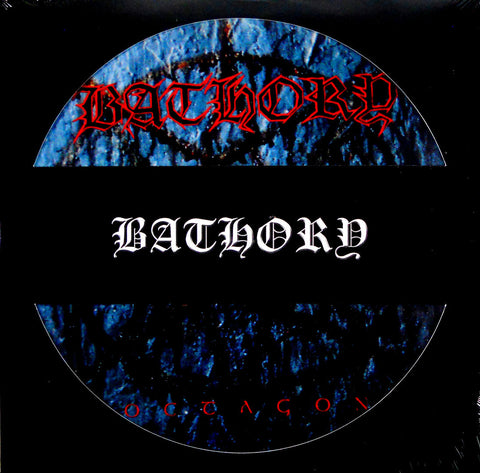Bathory 'Octagon' LP Picture Disc