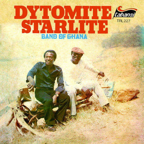 DYTOMITE STARLITE BAND OF GHANA 'Dytomite Starlite Band of Ghana' LP