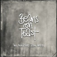 Beans On Toast 'The Inevitable Train Wreck' LP