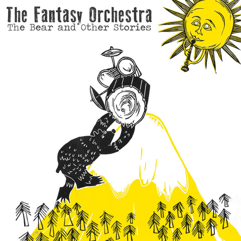 The Fantasy Orchestra 'The Bear... and Other Stories' LP