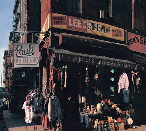 Beastie Boys 'Paul's Boutique' 2xLP