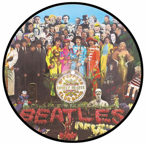 The Beatles 'Sgt. Pepper's Lonely Heart Club Band' Picture Disc LP