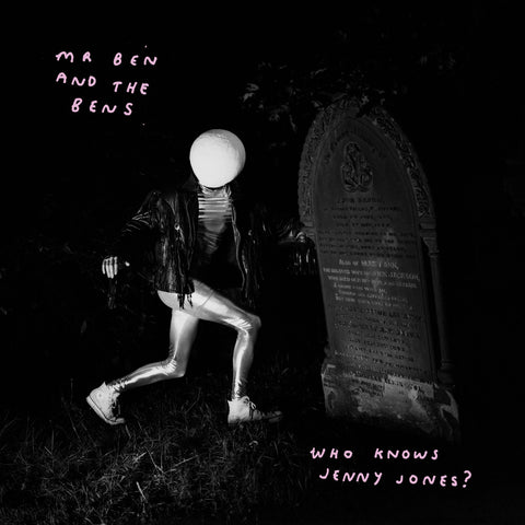 Mr Ben and the Bens 'Who Knows Jenny Jones' LP