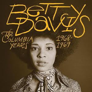 Betty Davis 'The Columbia Years' LP