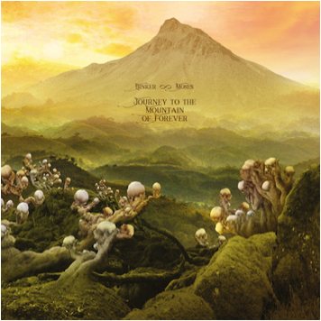 Binker and Moses 'Journey To The Mountain Of Forever' 2xLP