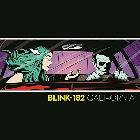 Blink-182 'California (Deluxe Edition)' 2xLP