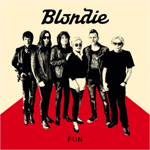 Blondie 'Fun' 7""