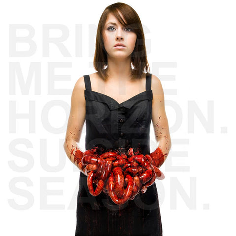 Bring Me The Horizon 'Suicide Season' LP