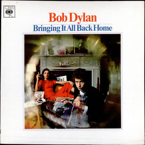 Bob Dylan 'Bringing It All Back Home' LP