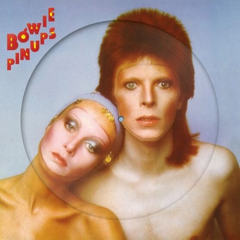 David Bowie 'Pin Ups' LP Picture Disc