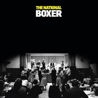The National 'Boxer' LP