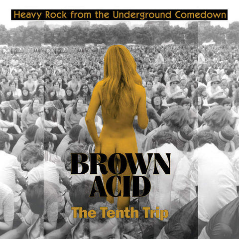 Various 'Brown Acid The Tenth Trip' LP