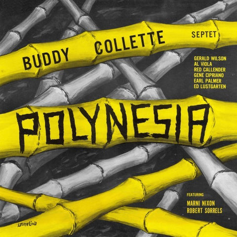Buddy Collette Septet 'Polynesia' LP