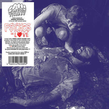 Carmine Capobianco 'Psychos In Love (Original Soundtrack)' 7""