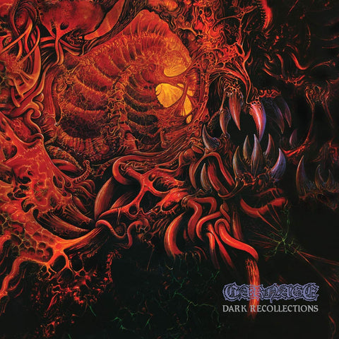 Carnage 'Dark Recollections' LP