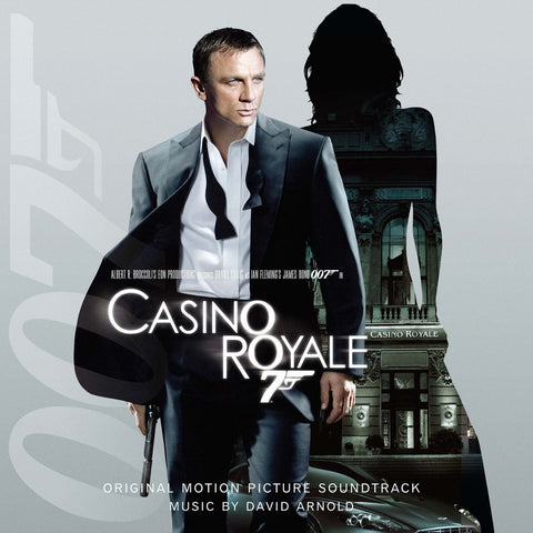 David Arnold 'Casino Royale (Original Soundtrack)' 2xLP