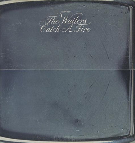Bob Marley and The Wailers 'Catch A Fire' LP