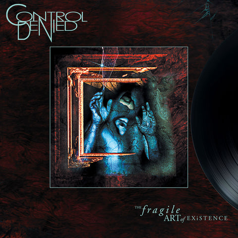 Control Denied 'The Fragile Art Of Existence' 2xLP