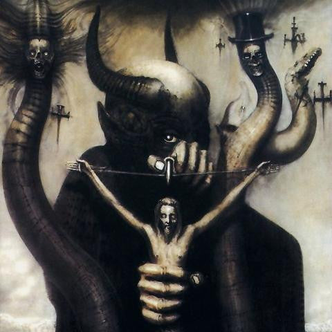 Celtic Frost 'To Mega Therion' 2xLP