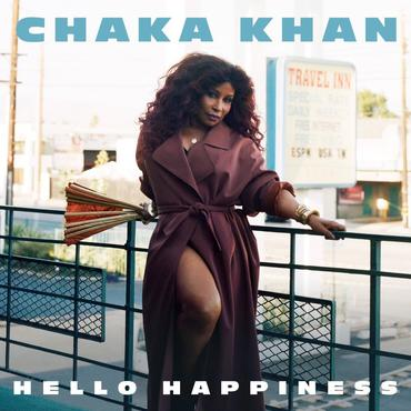 Chaka Khan 'Hello Happiness' LP