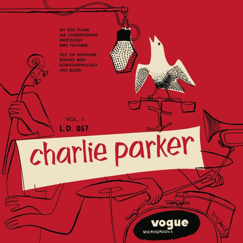 Charlie Parker 'Vol. 1' LP