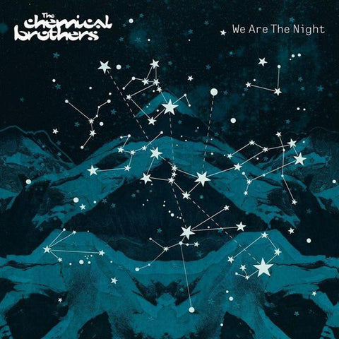The Chemical Brothers 'We Are The Night' 2xLP