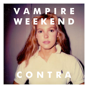Vampire Weekend 'Contra' LP