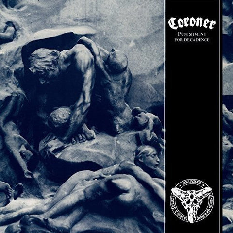 Coroner 'Punishment For Decadence' LP
