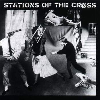 Crass 'Stations Of The Crass' 2xLP