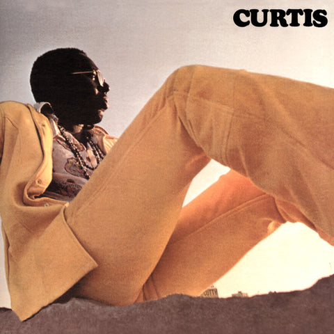 Curtis Mayfield 'Curtis' LP
