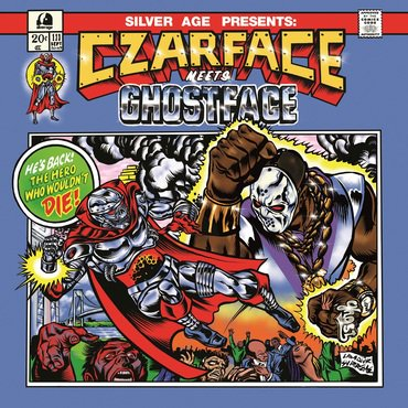 Czarface 'Czarface Meets Ghostface' LP