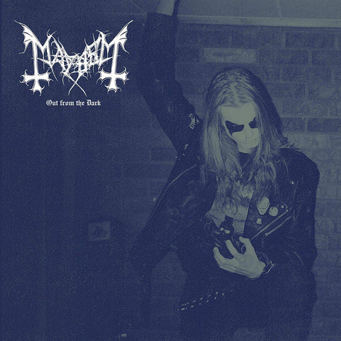 Mayhem 'Out From The Dark' LP