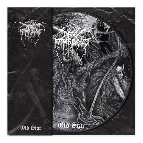 Darkthrone 'Old Star' Picture Disc LP