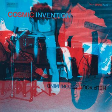 Cosmic Invention 'Help Your Satori Mind' 2xLP
