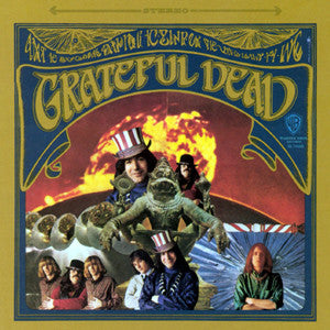Grateful Dead 'The Grateful Dead' LP