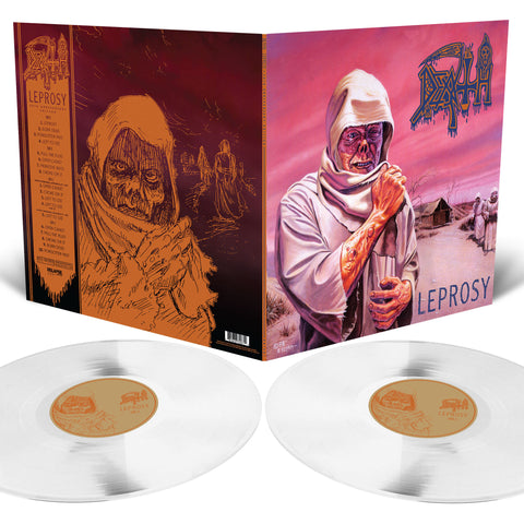 Death 'Leprosy - 30th Anniversary' 2xLP