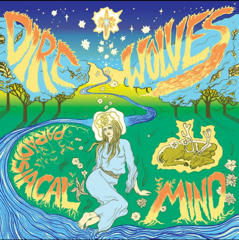 Dire Wolves 'Paradisiacal Mind' LP