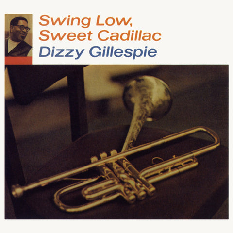 Dizzy Gillespie 'Swing Low, Sweet Cadillac' LP