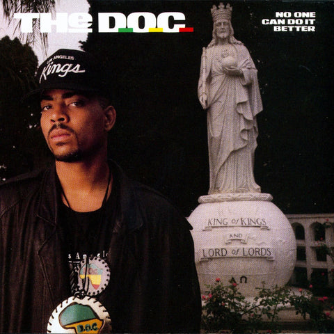 The D.O.C. 'No One Can Do It Better' LP